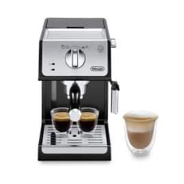ECP33.21.BK Manual espresso maker