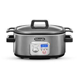 Livenza Programmable Slow Cooker with Stovetop Safe Cooking Pot - 6 Quart - CKS1660D