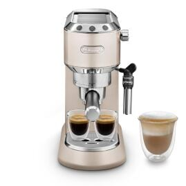 Pompdruk espressomachine Dedica Metallics EC785.BG