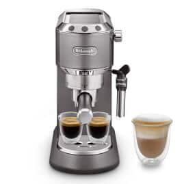 Pompdruk espressomachine Dedica Metallics EC785.GY