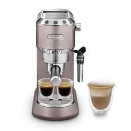 EC785.PK Dedica Metallics Manual espressomachine