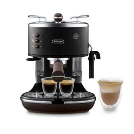 Máquina de café expressoIcona Vintage ECOV311.BK