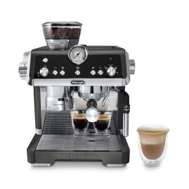 La Specialista Espresso Machine with Sensor Grinder & Dual Heating System, Black - EC9335BK