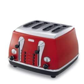 CTO4003.R Icona Toaster