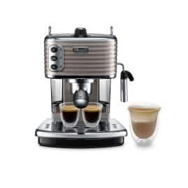 Máquina de café expresso manual Scultura ECZ351.BG
