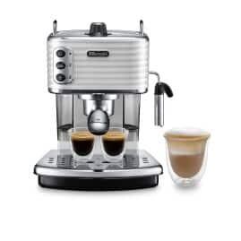 Máquina de café expresso manual Scultura ECZ351.W