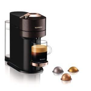 ENV120.BW Vertuo Next Nespresso System Kaffeemachine Right