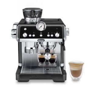 EC9355.BM La Specialista Prestigio Manual espresso machine Front