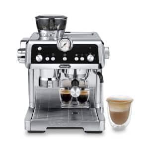 EC9355.M La Specialista Prestigio Manual espresso machine Front