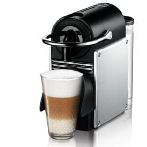 EN125.S Pixie Nespresso Kaffeemaschine Left