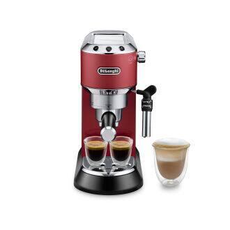 EC685.R Dedica Manual espresso maker
