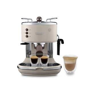 ECOV311.BG Icona Vintage Manual espresso maker