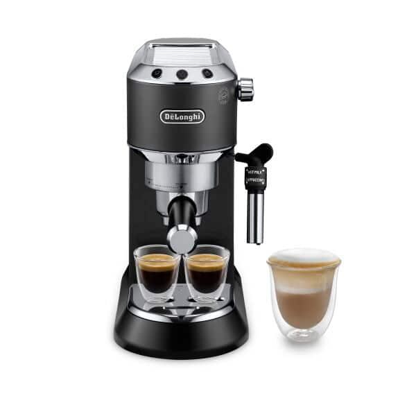 EC685.BK Dedica Manual espresso maker | De'Longhi UK